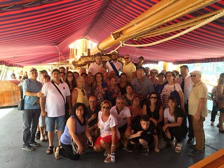Visita sulla nave Palinuro (1)