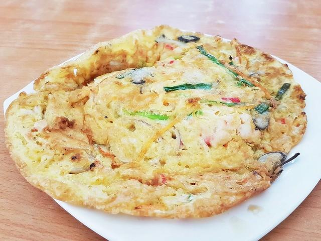 Fu Rong Egg Omelette