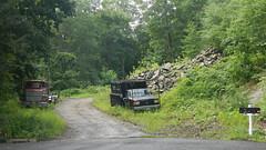 Abandoned Trucks?