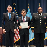 Vi, 07/27/2018 - 14:41 - On July 27, 2018, the William J. Perry Center for Hemispheric Defense Studies hosted a graduation ceremony for its 'Defense Policy and Complex Threats' and 'Cyber Policy Development' programs. The ceremony and reception took place in Lincoln Hall at Fort McNair in Washington, DC.