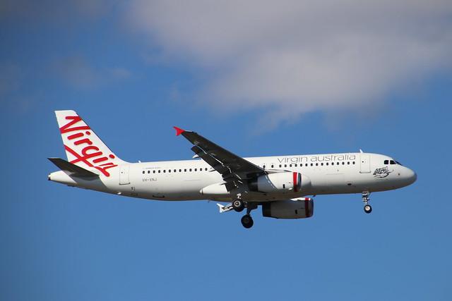 Virgin Australia Regional A320 VH-VNJ