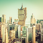 Towering in Macau
