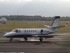G-XJCI Cessna Citation Bravo 550B (Xclusive Jets Ltd)