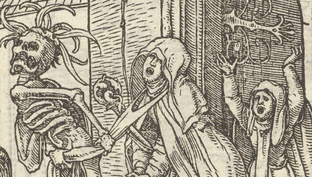 banner holbein death