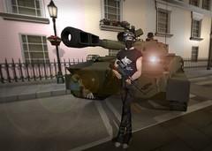 Tank Boy