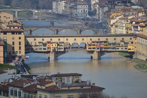 Ponte Vecchio (2) Firenze