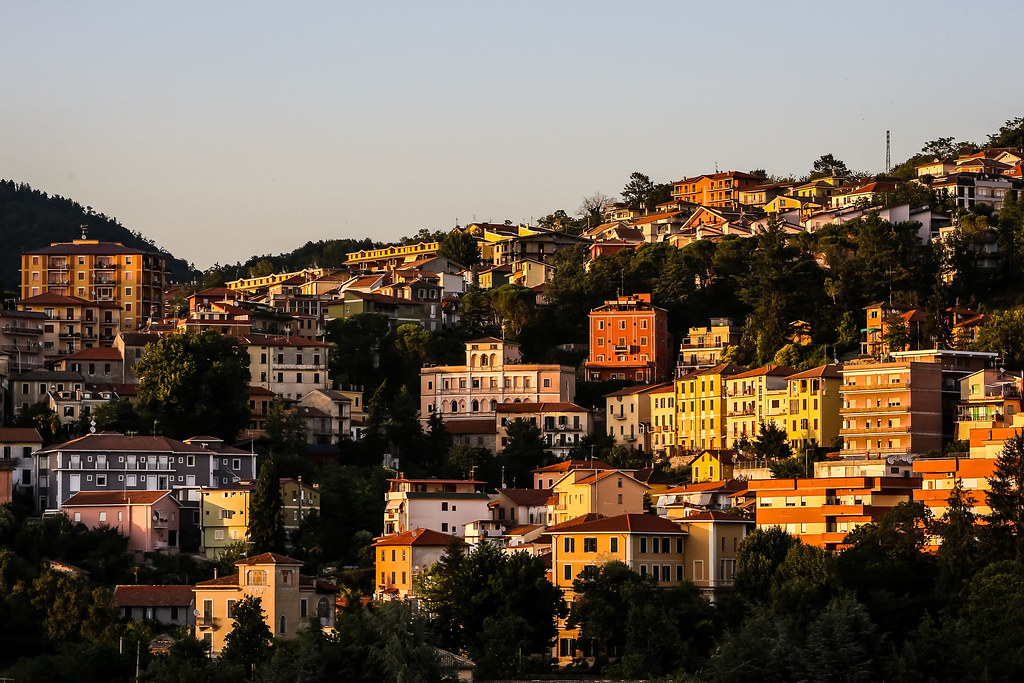 Landscape during the 2018 European Rally Championship ERC Rally di Roma Capitale,  from july 20 to 22 , at Fiuggi, Italia - Photo Thomas Fenetre / DPPI