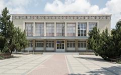 Единцы, городской дворец культуры / Casa raionala de cultura din Edinet / Edinet House of Culture