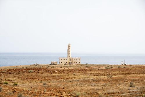 N-16, Rocade Mediterranee, Costa, Aerofaro cabo KilatesProvincia de Driouch, Marruecos