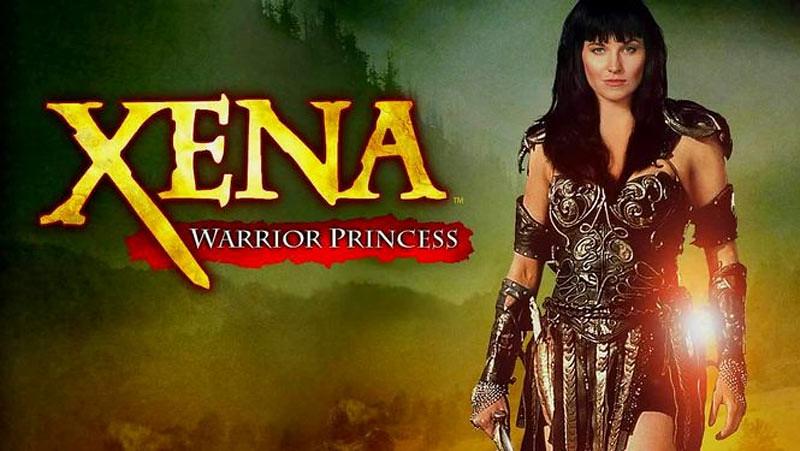 Xena: Warrior Princess.