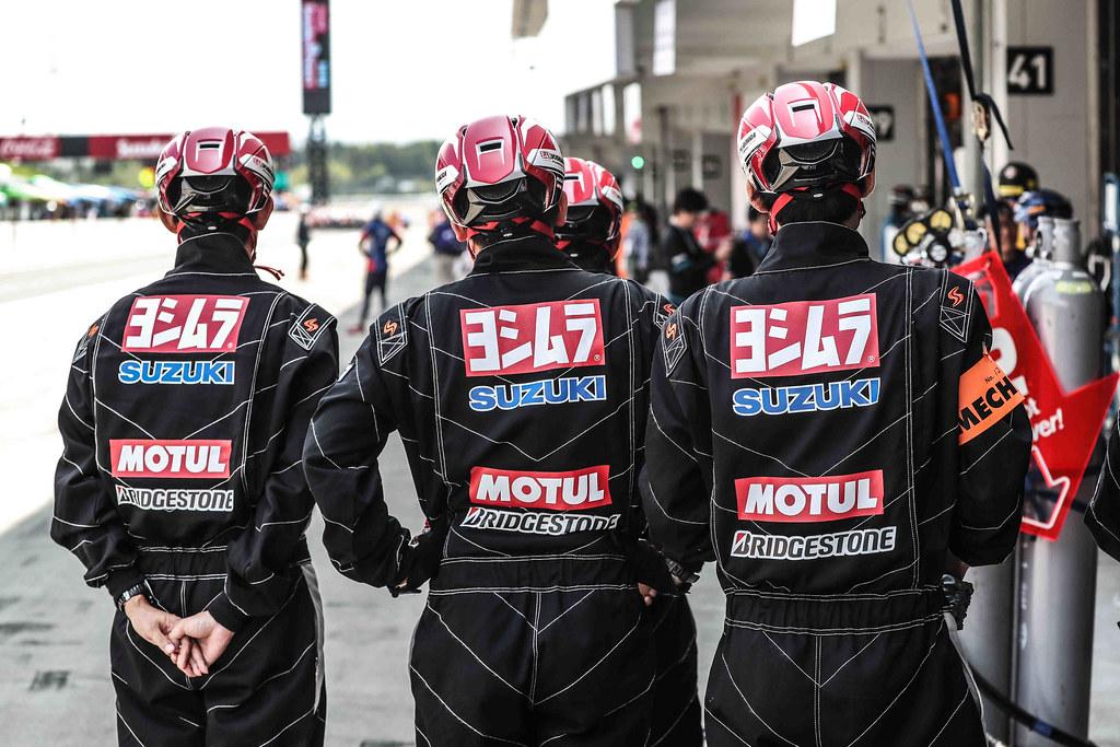 8,Hours,Suzuka,2018,EWC,Yoshimura Suzuki Motul Racing,Sylvain GUINTOLI,Takuya TSUDA,