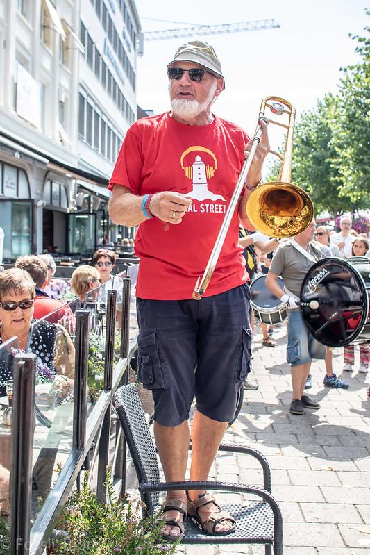Street parade lørdag 2018