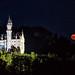 Mondfinsternis Schloss Neuschwanstein by stefangruber82