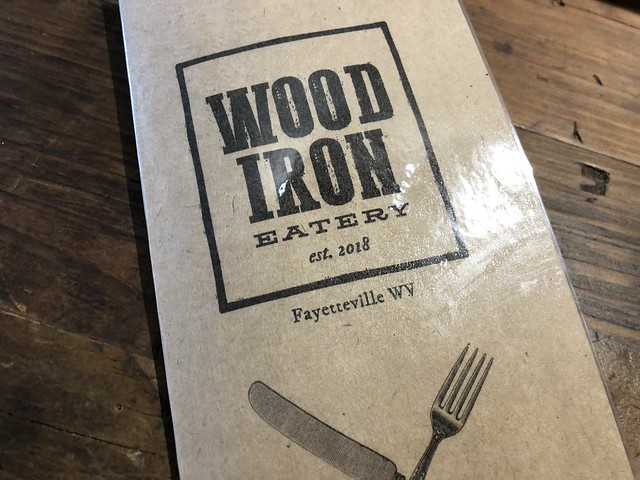 Wood Iron eatery