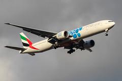 A6-EPK Boeing 777 Emirates