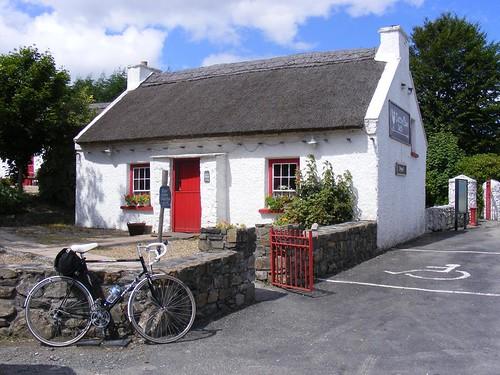 Thatched cottage Kilmecrennan