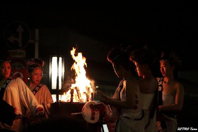 Mt.Fuji your God Fire Festival