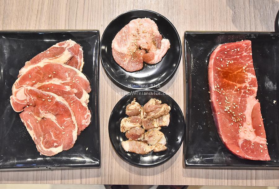 羊角 台中燒肉吃到飽 文心路16