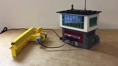 Monorail Signalbox