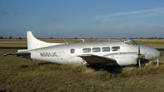 De Havilland DH 104 Dove 6BA in Slaton