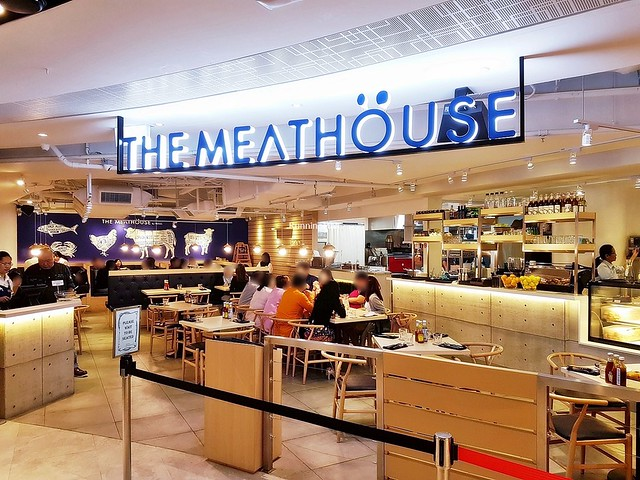 The MeatHouse By E18hteen Chefs Exterior