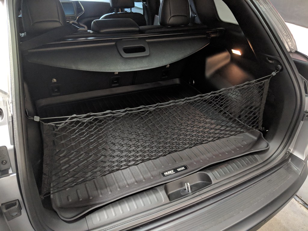 2019 Cargo Net - 2014+ Jeep Cherokee Forums