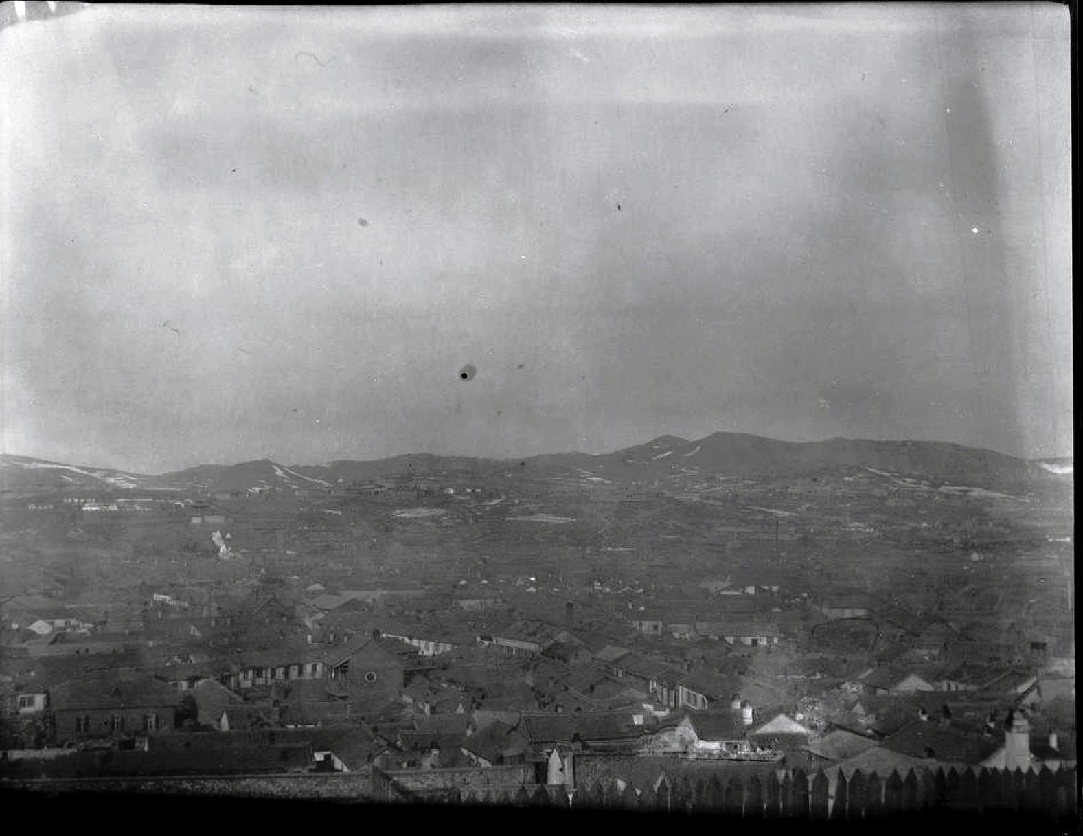 14. Порт-Артур. Вид из Чаффахона