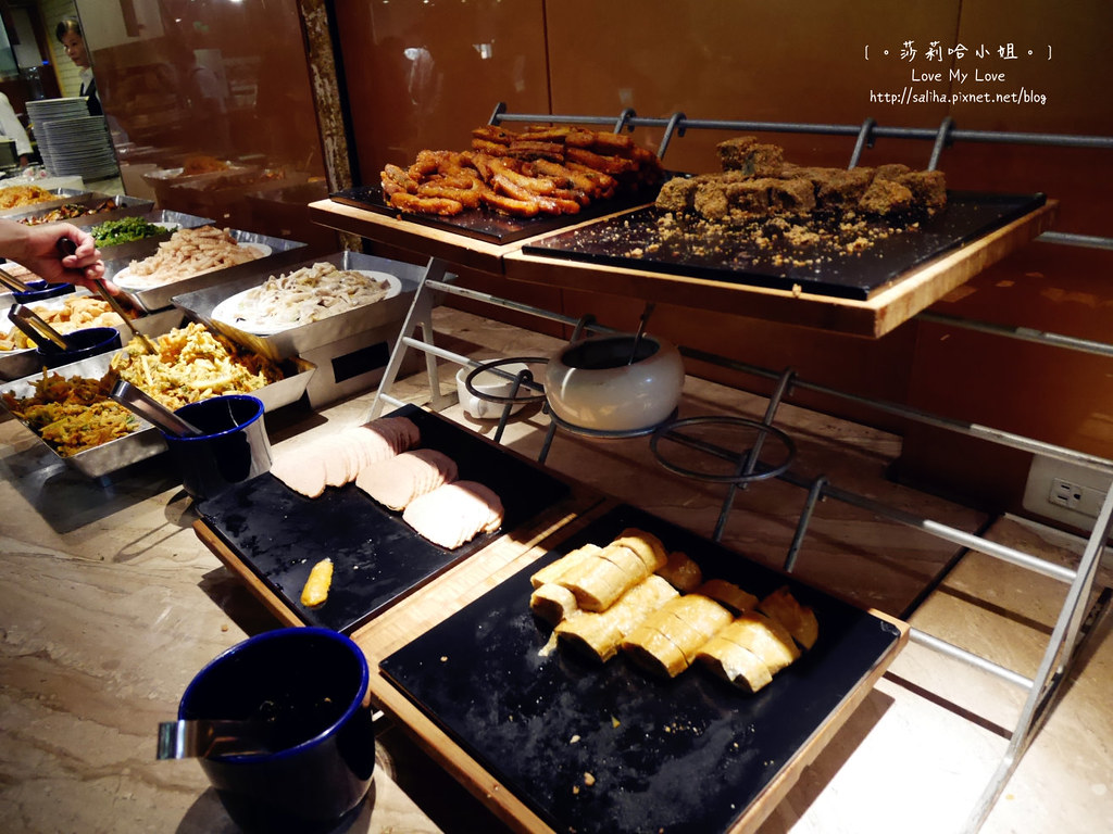 台北長春素食下午茶餐廳吃到飽 (23)
