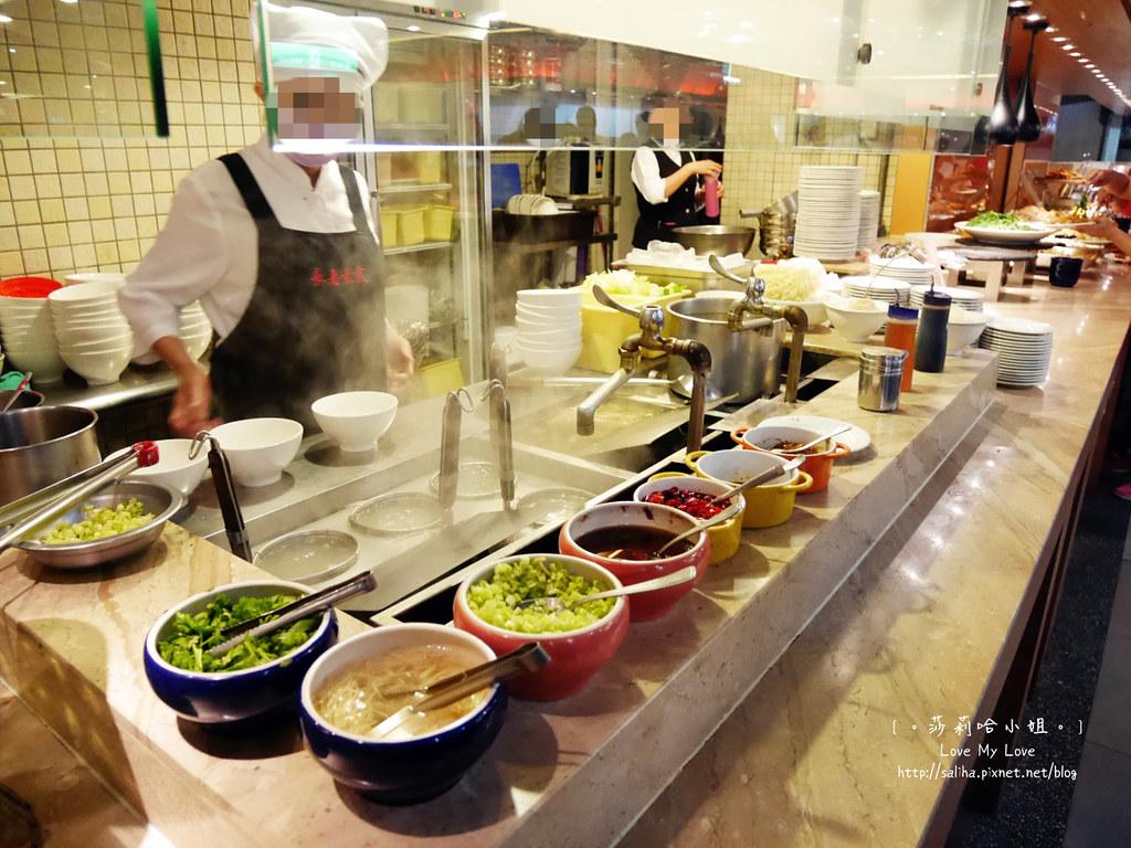 台北長春素食下午茶餐廳吃到飽 (8)