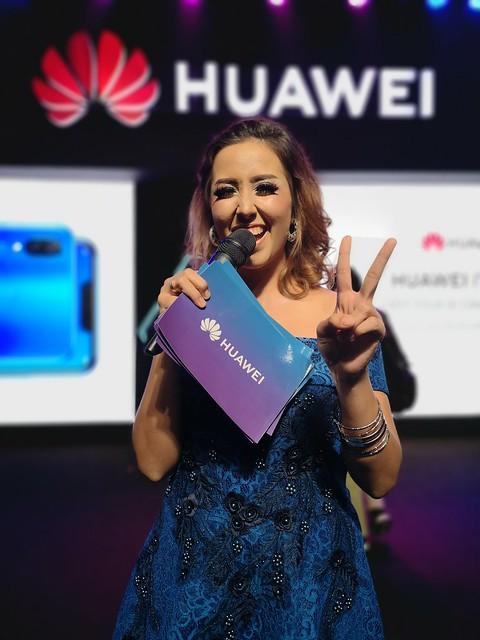 Huawei P20 Pro Portrait Mode
