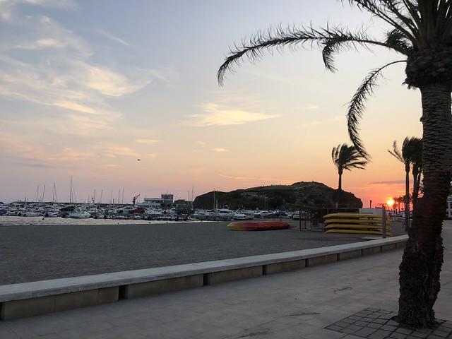 20180804 01 Concurs pesca C.N. Llançà - Esmorzar i sortida a mar