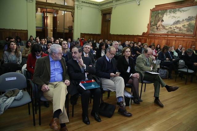Seminario Pensiones en Chile