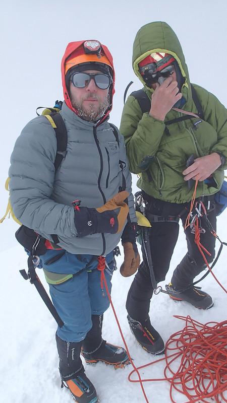 Mon, 2018-07-16 11:00 - Jyoti and Bill at the summit