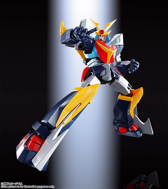 借用太陽的力量!超合金魂 GX-82 《無敵鋼人泰坦3》F.A.版本!無敵鋼人ダイターン3 F.A.