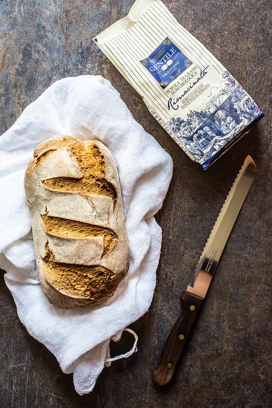 Ricetta Pane di grano duro - Semola Pastificio Gentile