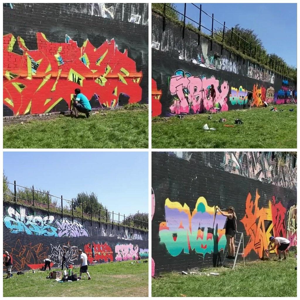 Sevenoaks Paint Jam 2018