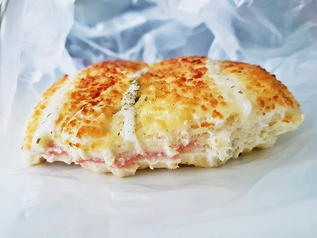 Parmesan, Chicken Ham & Cheese