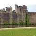 Caerphilly Castle - Caerphilly, Gwent, Wales