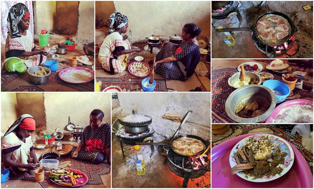 Lekcja gotowania Travelizeme Zanzibar