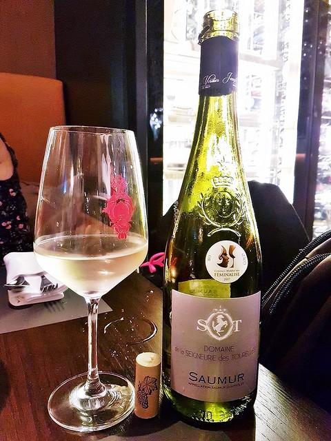 Wine Domaine De La Seigneurie Des Tourelles Saumur Blanc 2014