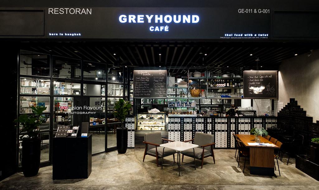Greyhound Mid Valley KL