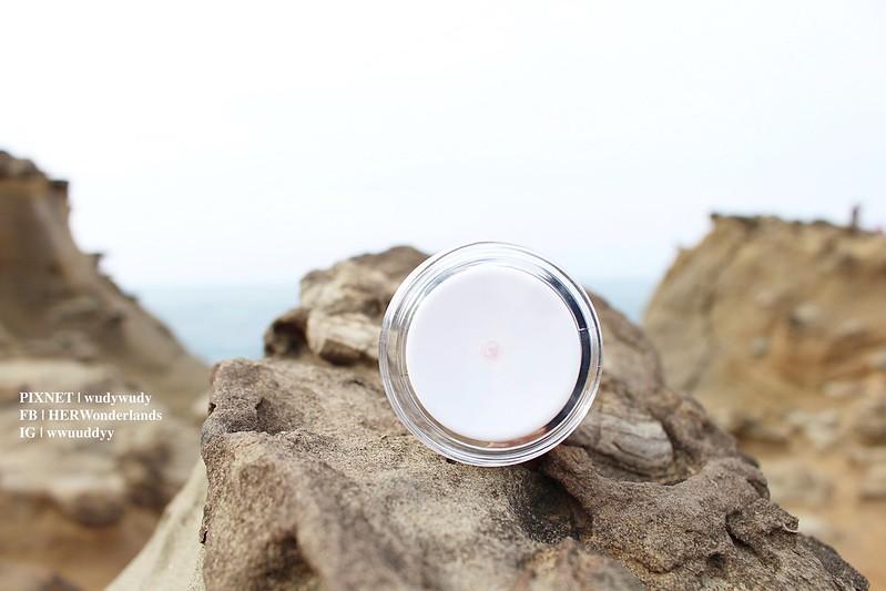 Qher 植感山茶花系列 保濕洗卸慕斯 提亮粉嫩素顏霜12