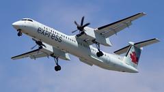 De Havilland Canada DHC-8-402Q C-GGOK Air Canada Express