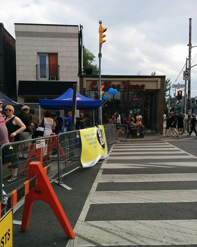 Coffee Time #toronto #bloordale #bloorstreetwest #bigonbloor #streetfestival #coffeetime #latergram