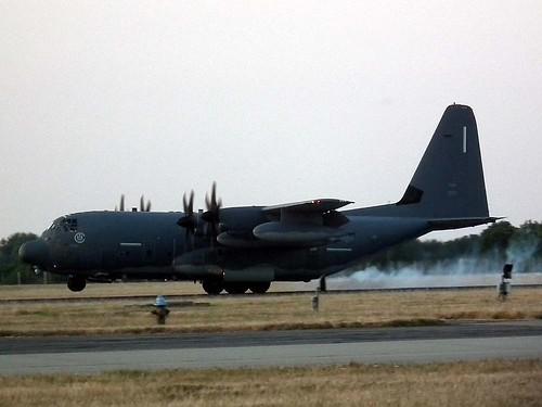 12-5757 MC-130J Mildenhall. 23-7-18
