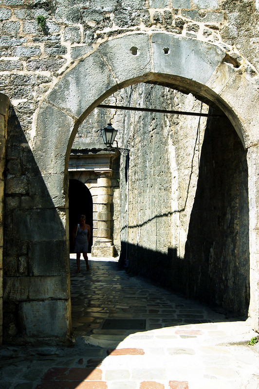 Проход через ворота Гурдич