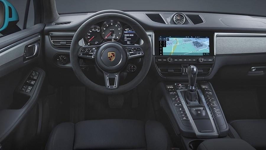 Porsche Macan fl 3