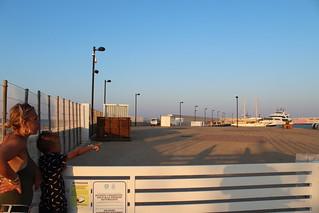 Arriva la Goletta Verde ma il porto è chiuso