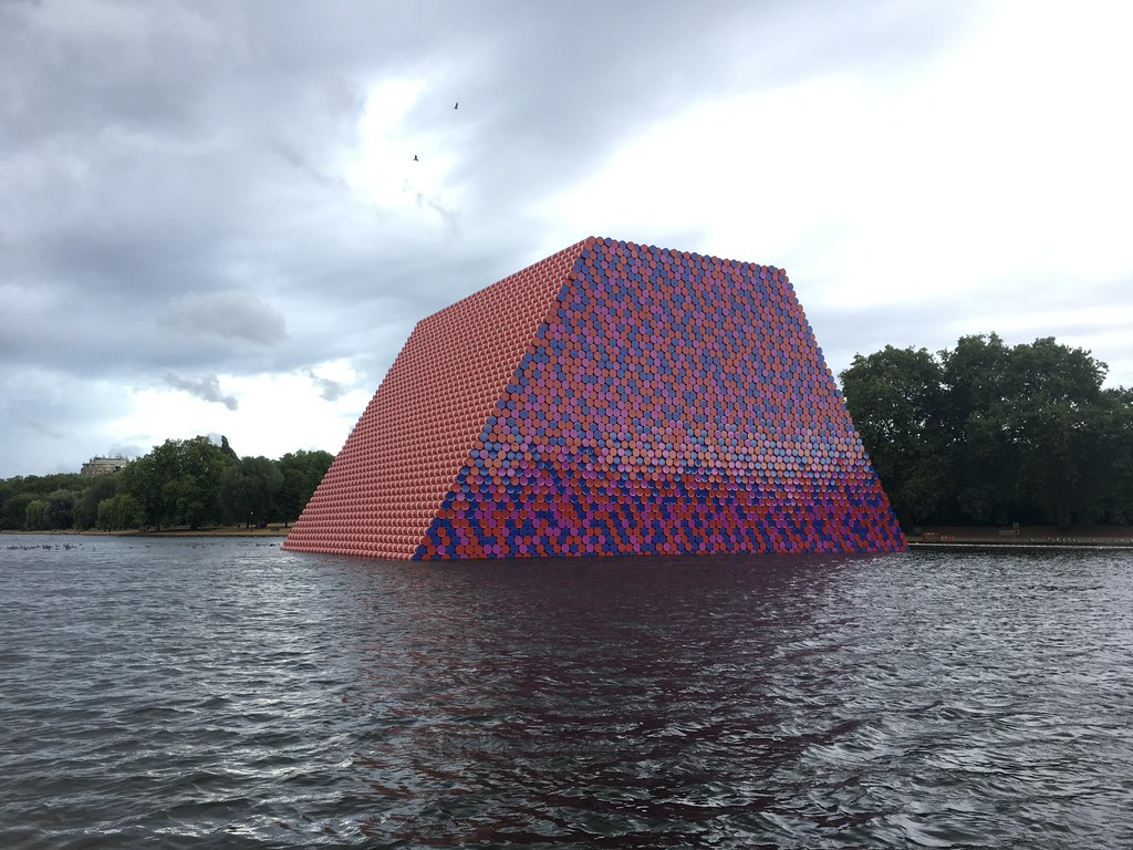 The London Mastaba, Serpentine