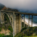 Bixby Bridge, Foggy Day
